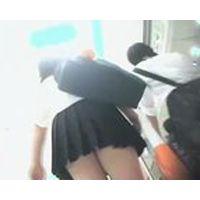 【極】変なおじさん【高画質】ギャルJK追っかけパンチラvol・26
