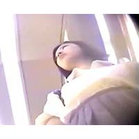 【HD】エスカレーターJK・追っかけパンチラ-90