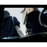 【HD】ギャル・JK追っかけパンチラオススメ-37