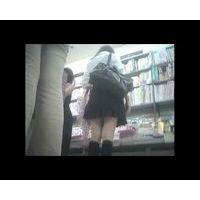 【HD】JK・追っかけパンチラ-67