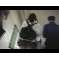 【HD】ギャル・JK追っかけパンチラオススメ-36