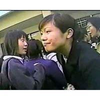 【HD】学園祭JK・追っかけパンチラ-93