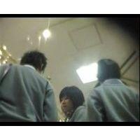【HD】JK・追っかけパンチラ-84