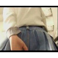 【HD】ギャル・追っかけパンチラ-58