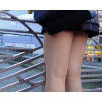 高画質【HD】ギャル・JK追っかけパンチラオススメ-84