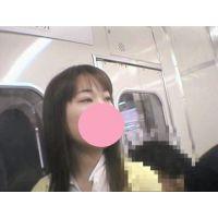 電車でマジ痴漢13 綺麗系お姉さんが感じてる瞬間