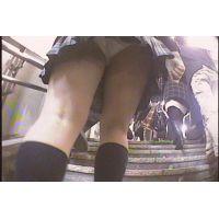 サービス満点!エロカワセクシー女子校生 パンツ見えまくりNO-1