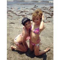 『ぷるぷる10代』水着ギャルのハプニング