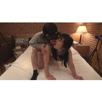 """【妊娠淫語と接吻】""""あすか""""性交3。キモい俺と145cm小柄女との妊娠接吻交尾。【nd-018】"""