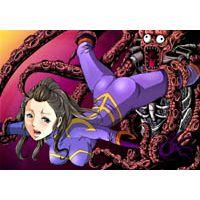 敵女のススメ 第一話 タコ怪人の残虐触手地獄 完全版
