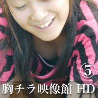 【HD】胸ちら映像館 HD vol.5