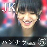 パンチラ映像館vol.5 JK特集2