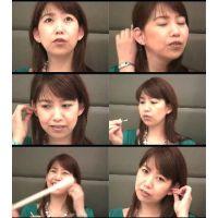 Vシネ、AV女優、美咲礼さんの快感耳掃除☆