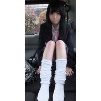【現役JK個人撮影】街で見かけた美少女に声をかけて、車内でパンチラ撮影に挑戦【それ以上も…】