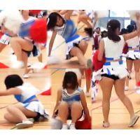 ■HD動画■JKチアガール Vol2 華麗な演技 30人