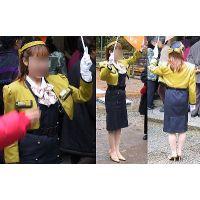 バスガイドジャンスカ制服ボレロが可愛い画像