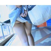 【セット販売】真夏のミニスカ美女 隙だらけ大胆パンチラ&スカートめくってパンツまる見え!!