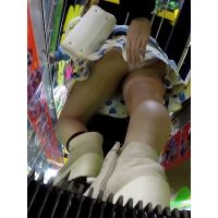 【HD】靴カメ君が行くPart123【スカートめくり】