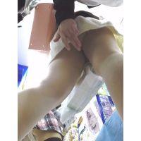 【HD】靴カメ君が行くPart118【白パンスト・スカートめくり編】