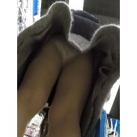 【フルHD】靴カメ君が行くPart347【デニムミニ女子手撮りあり編】