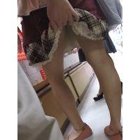 【フルHD】靴カメ君が行くPart219【立ち読み女子手撮りめくりあり編】