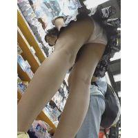 【フルHD】靴カメ君が行くPart361-A,B,C【ミニスカワンピJDちゃんセット販売】