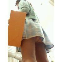 【フルHD】靴カメ君が行くPart43【白パンスト】