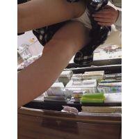 【フルHD】靴カメ君が行くPart357【お姉さん手撮りめくりあり編】