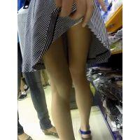 【フルHD】靴カメ君が行くpart201【JC?手撮りめくりあり編】