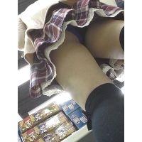 【HD】靴カメ君が行くsample02【スカートめくり画質テスト】