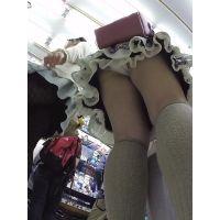 【HD】靴カメ君が行くPart142【お姉さんとJCっぽい娘編】