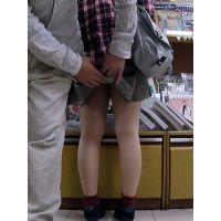【フルHD】靴カメ君が行くPart312【長時間スカートめくり編】