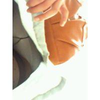 【フルHD】靴カメ君が行くPart54【黒パンスト】