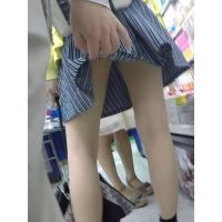 【フルHD】靴カメ君が行くPart270【お姉さん手撮りめくりあり編】