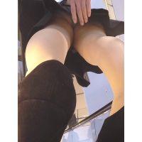 【HD】靴カメ君が行くPart121【チラリ多め編】