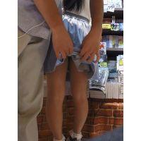 【フルHD】靴カメ君が行くPart183【手撮り、定点めくり編】
