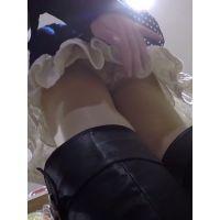 【HD】靴カメ君が行くPart122【白パンスト・生パン編】