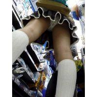 【フルHD】靴カメ君が行くPart261【JS?JC?生Pとバレました編】
