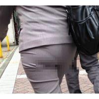 ロン爺のピタパン女がゆく41 むちむち系メガネOL編