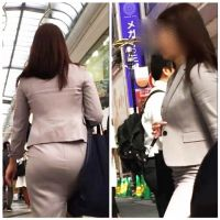 ロン爺の高画質 新ピタパン女107 続・ビッグなヒップのタイスカ姉さん編