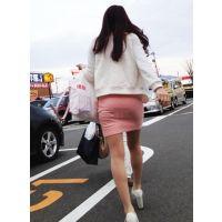 ロン爺のピタパン女がゆく123 タイトなスカートのせいでパンティが食い込んだお姉さん編