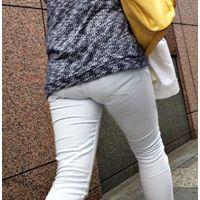 ロン爺のピタパン女がゆく209 むちむち白パンin表参道編