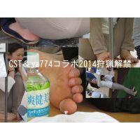 【CST&ya774コラボ2014狩猟解禁-1】