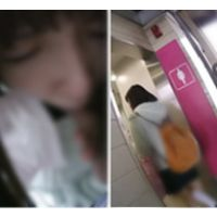 tikan018,めっちゃ可愛い女子○生をトイレでチカンして来ましたー!【サンプル】
