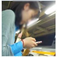 107,めっちゃ可愛い女子○生さんを色んな角度から調査して来ました!!