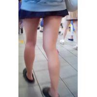 110,超可愛い渋谷系の女子○生さんを調査して来ました!!