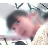2016_014,サマーセーターの穴から素肌が見える超可愛い女子○生を観察して来ました!!!