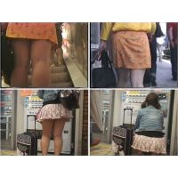 街のミニスカート 〜ギャル編〜