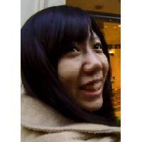 【逆さHERO】アルティメット53 笑顔の可愛いJDの白生パンを逆さ撮り!
