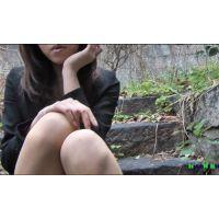 【個人撮影】現役モデルのパンチラバイト_さくらちゃん1-2_2